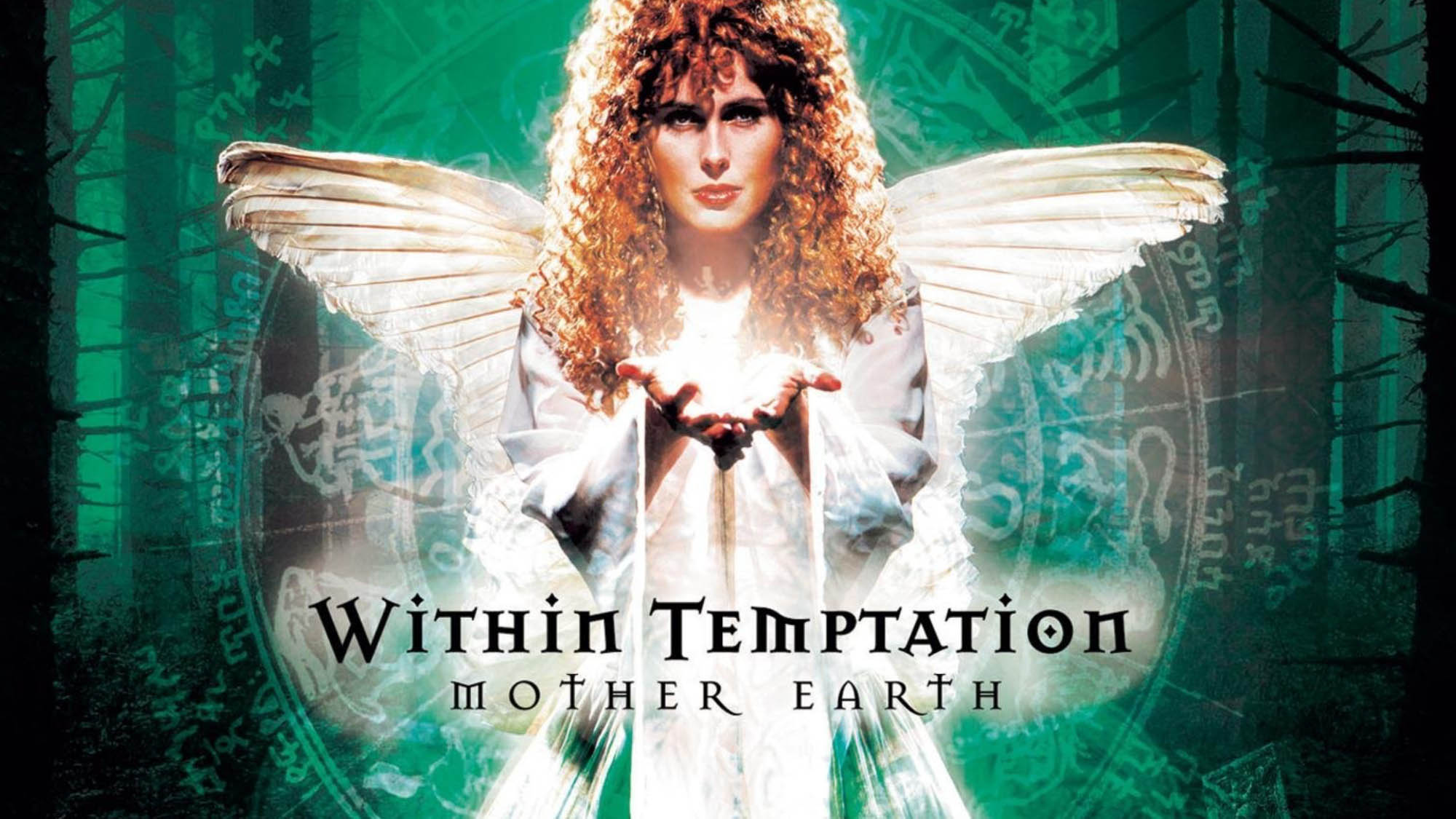 Within Temptation Throwback 2000 Mother Earth release album