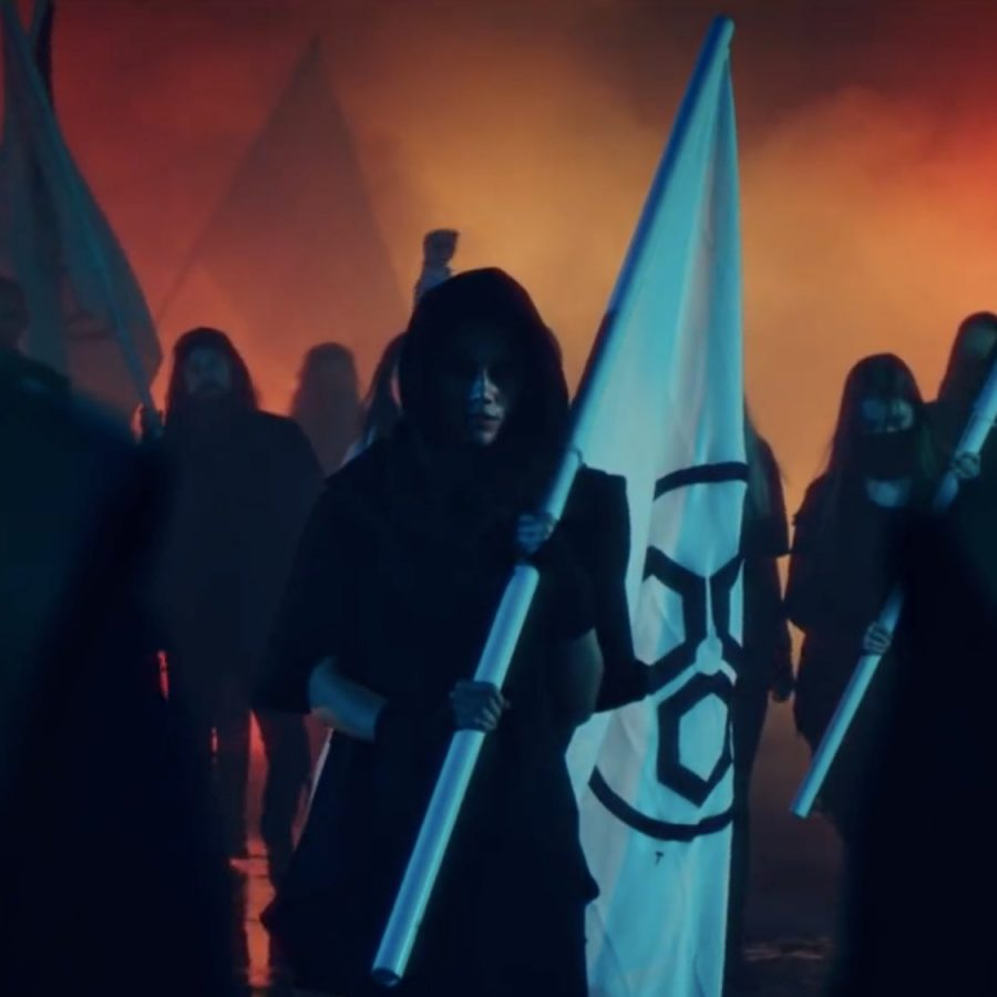 Within Temptation release RESIST music video Raise met Anders