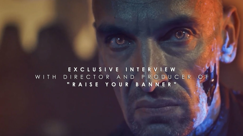 Interview Raise Your Banner Within Temptation video