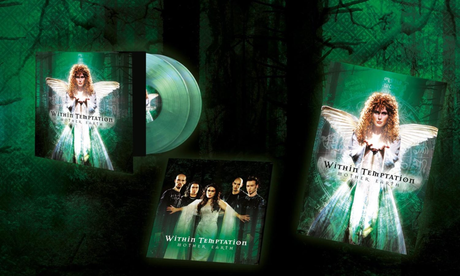 Within Temptation To Release Mother Earth On Limited Vinyl