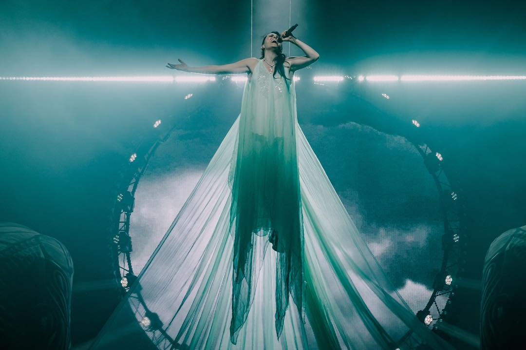 Sharon den Adel Within Temptation live RESIST tour 2018