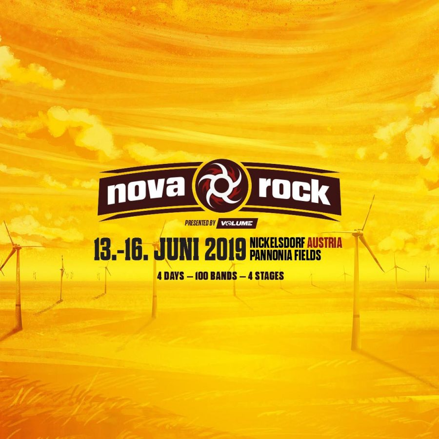 Within Temptation RESIST Live 2019 Novarock Festival Nickelsdorf Austria