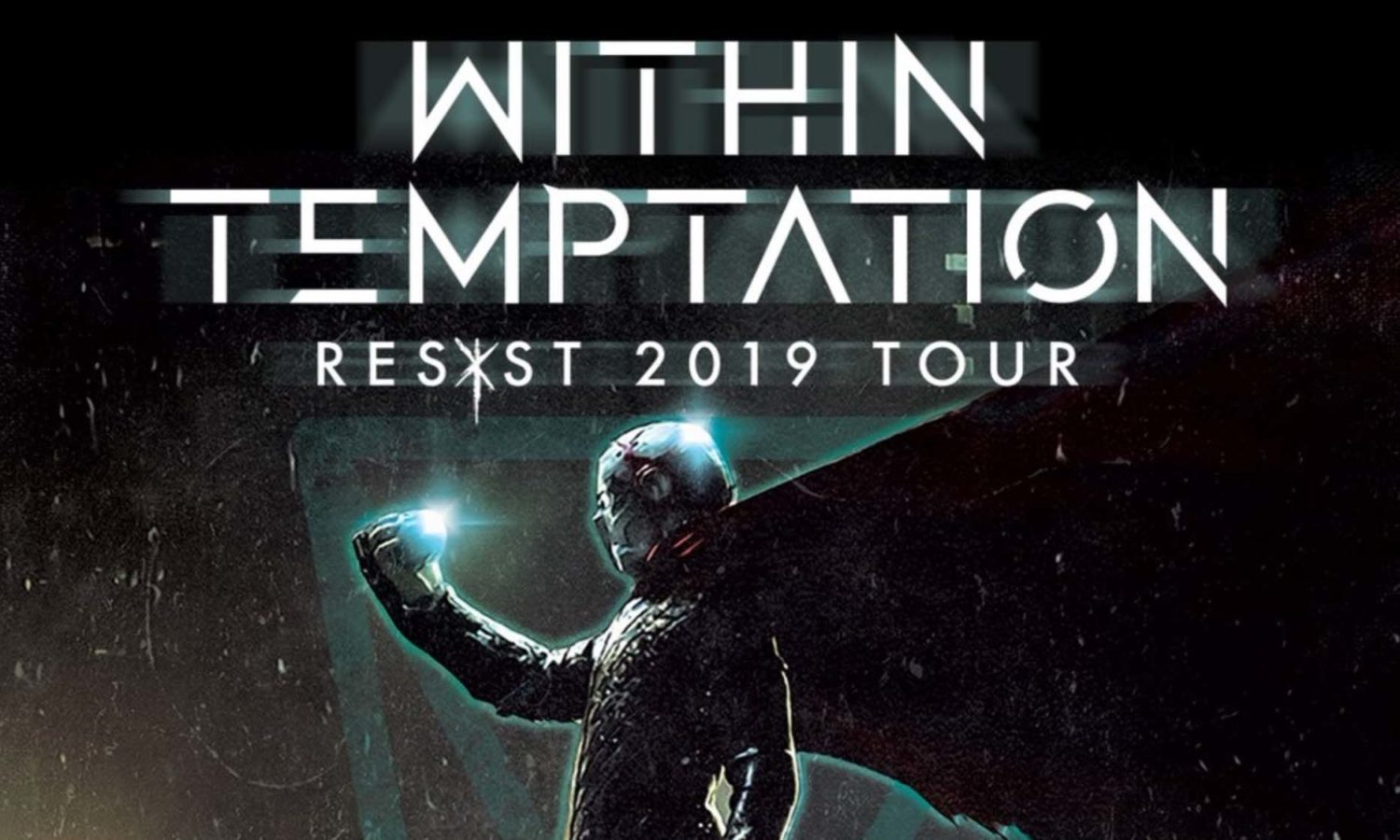 Within Temptation RESIST Tour 2019 USA Canada In Flames America