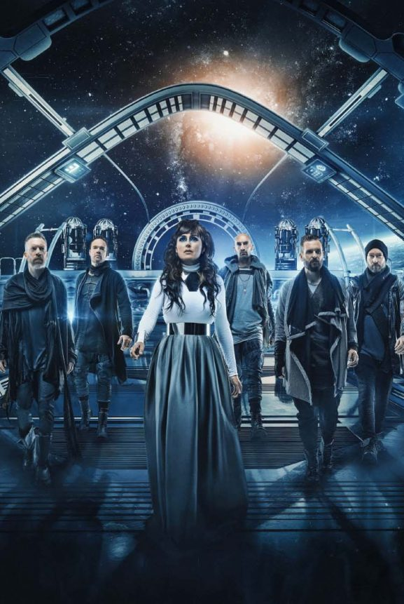 Within Temptation RESIST promotional photo Freilichtbühne JUNGE GARDE 2019 Germany