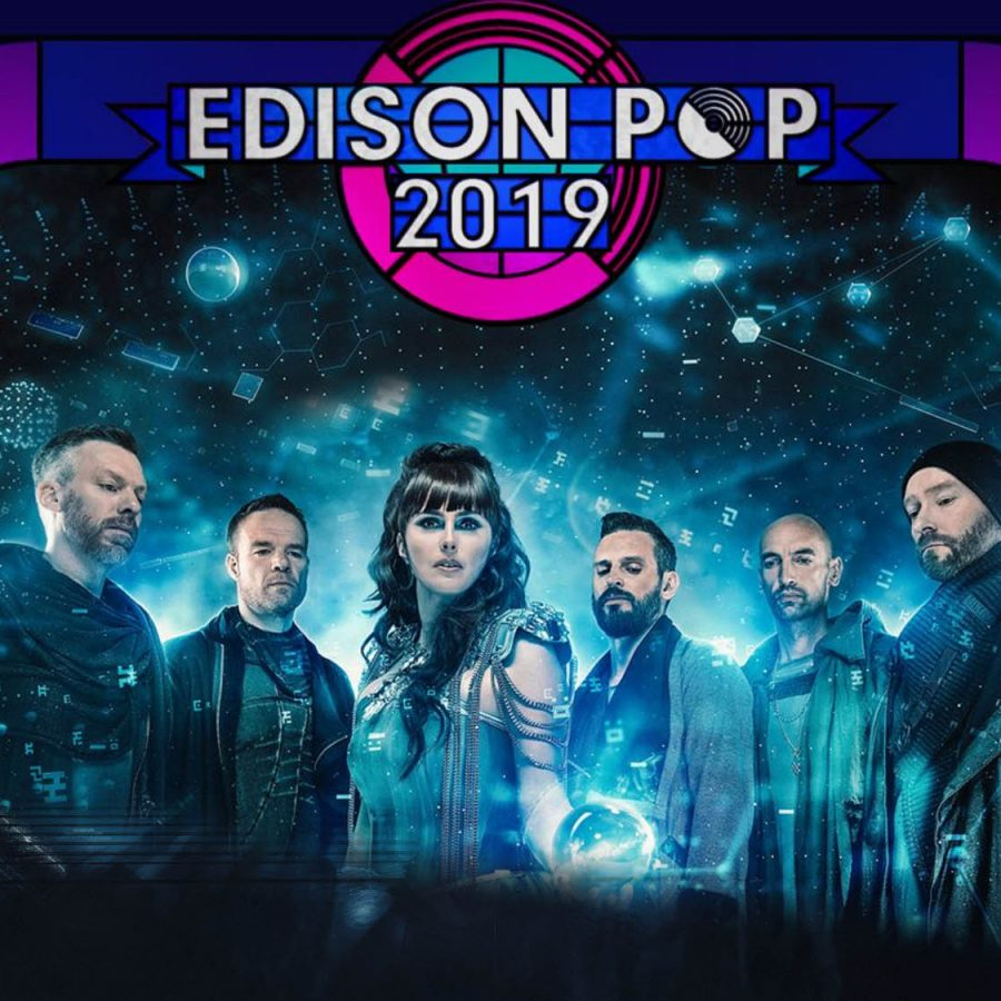 Within Temptation Reckoning Resist 2018 2019 Edison Pop Award