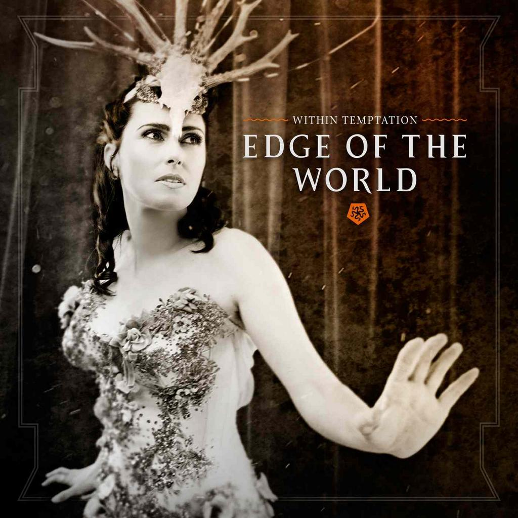 Within Temptation single 2014 Hydra Edge of the World