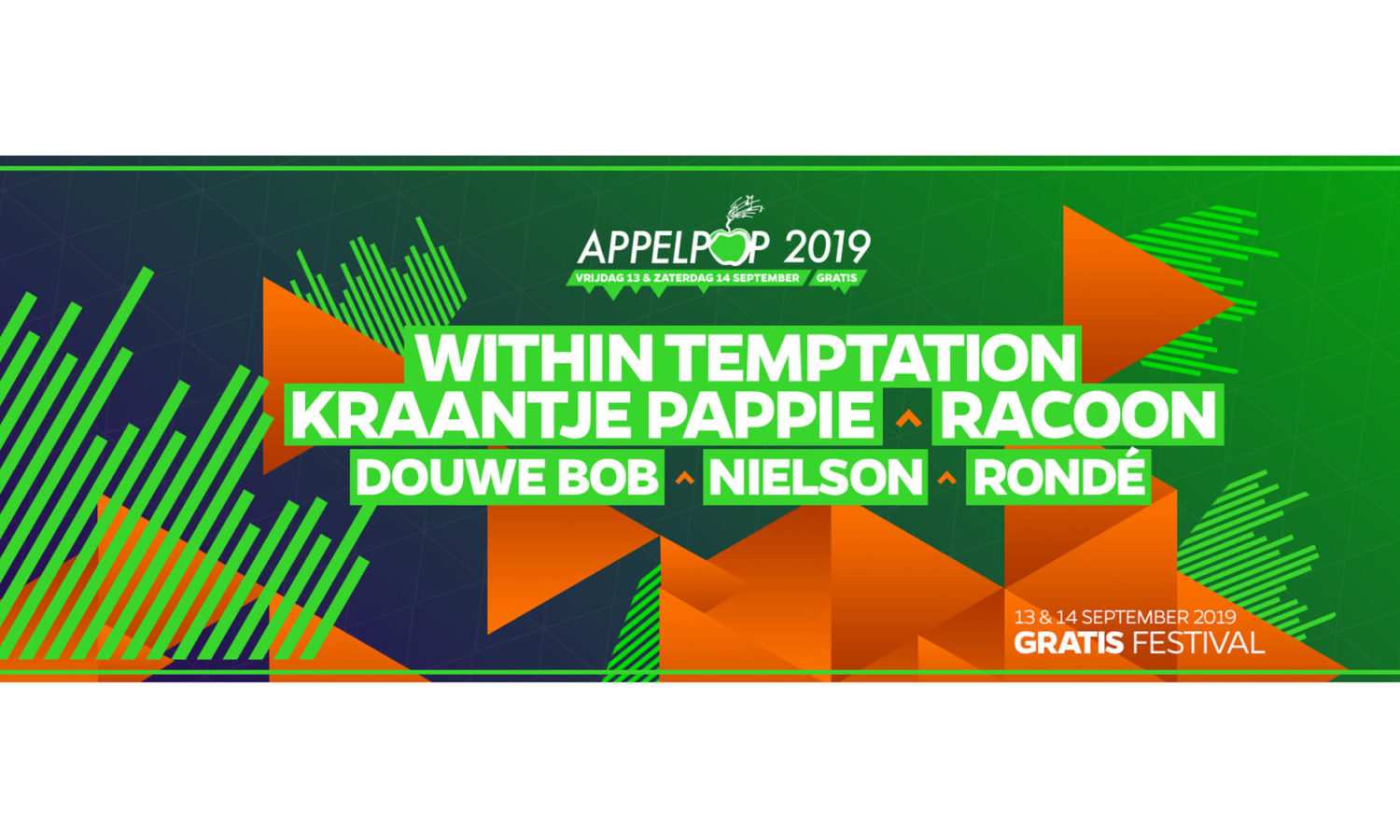 Within Temptation 2019 Appelpop