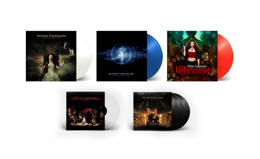 Within Temptation Vinyl LP Album