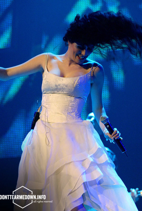 Within Temptation Edison Awards 2003 Amsterdam Live