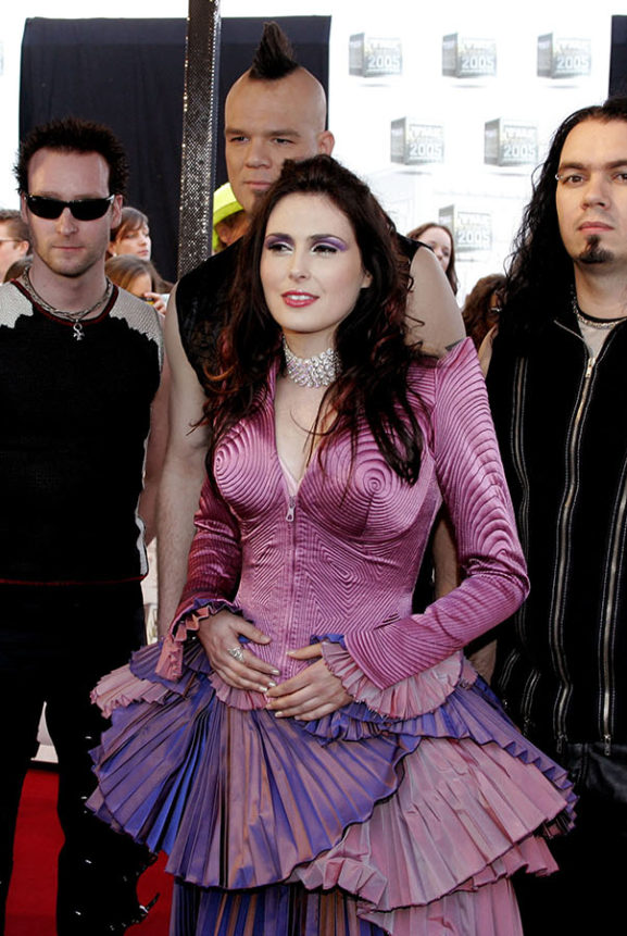Within Temptation TMF Awards 2005