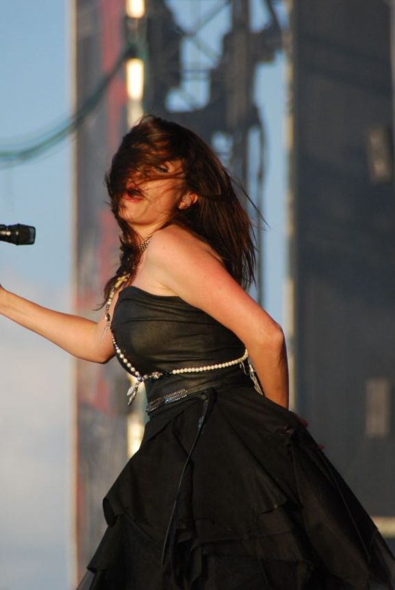 Within Temptation Hellfest Live 2012C