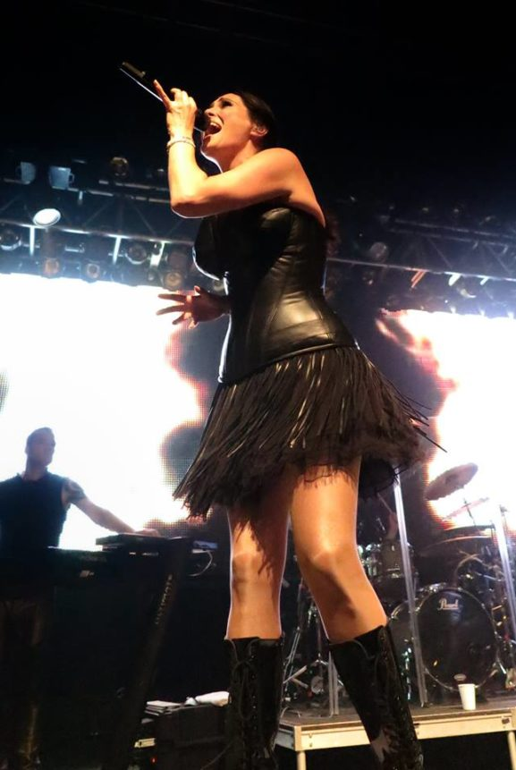 Within Temptation Live Baltimore United States 2014