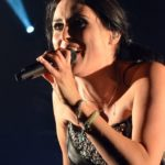 Sharon Den Adel Within temptation Live Montreal Canada 2014