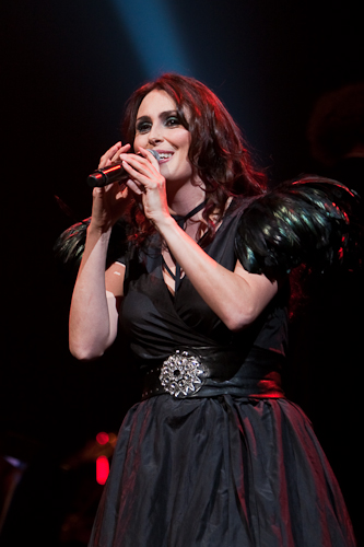 Sharon Den Adel Night of the Proms live 2009