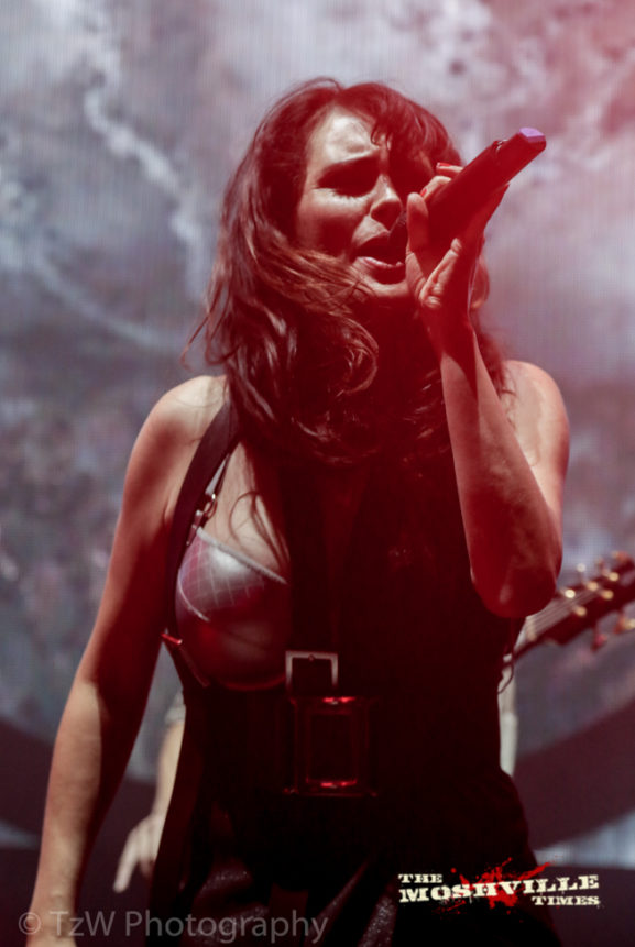 Within Temptation Live Southampton 2018