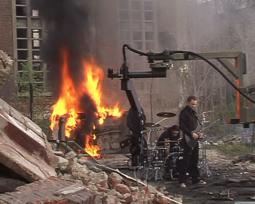 vBehind The Scenes Within Temptation Music Video Howling