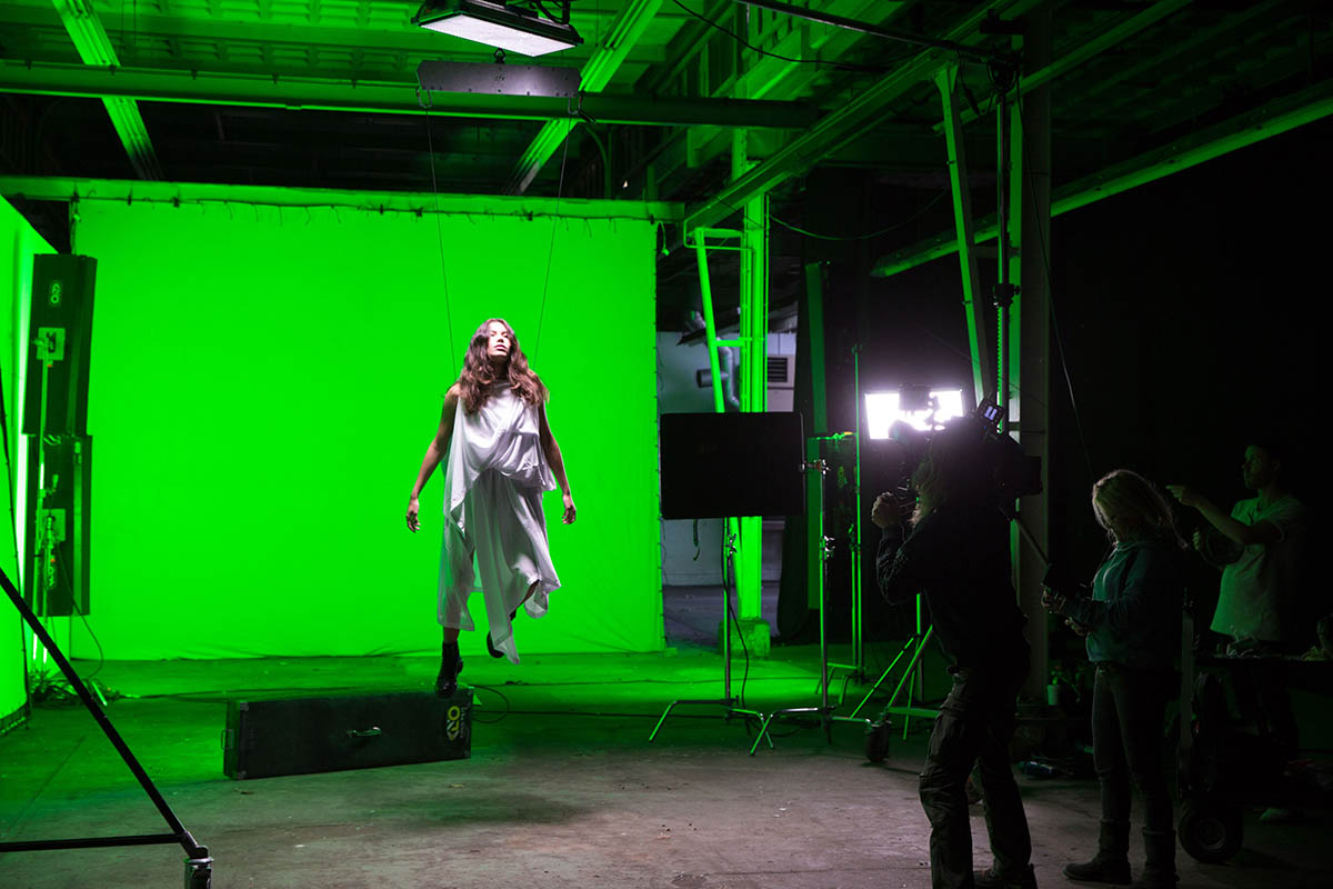 "Behind the Scenes ""Raise Your Banner"" Within Temptation music video"