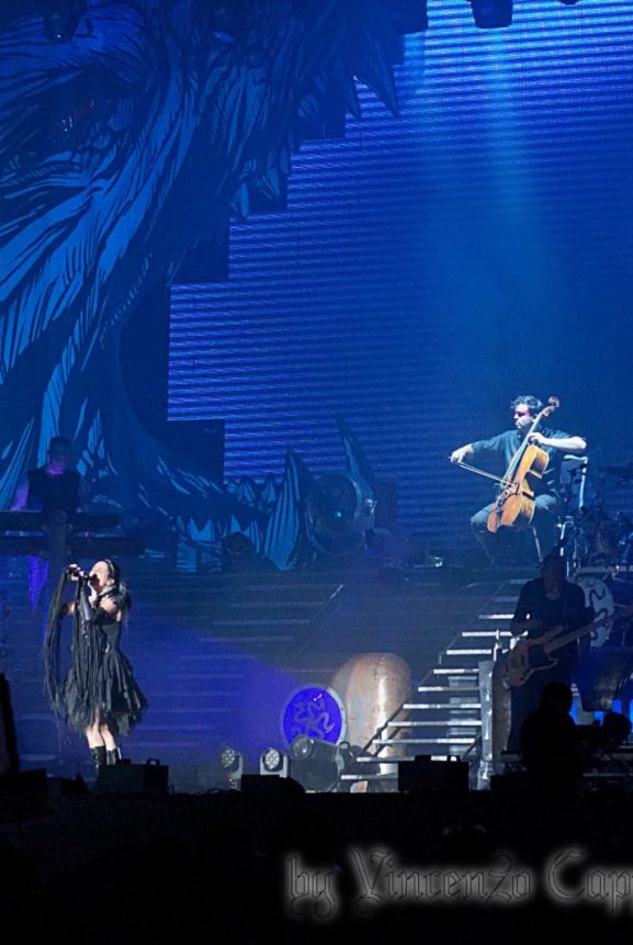 Sharon Den Adel Within Temptation M'era Luna Festival Live 2014