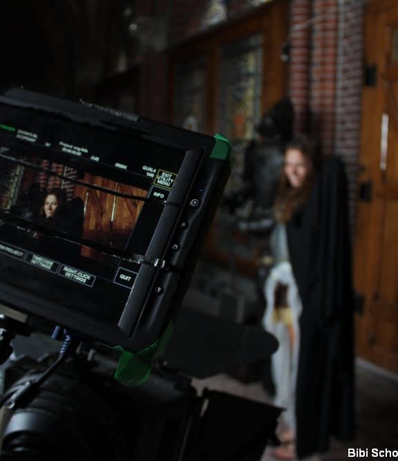 Behind The Scenes Within Temptation music video Fire and Ice