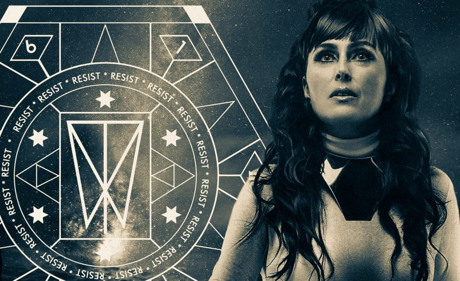 Sharon den Adel Within Temptation Resist 2019 Walter Cafiso