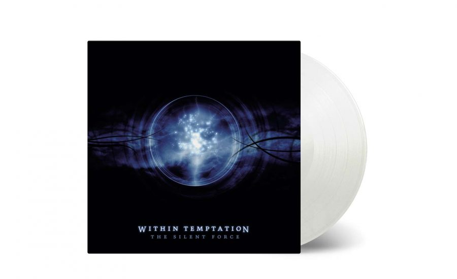 Within Temptation Silent Force Vinyl LP Album