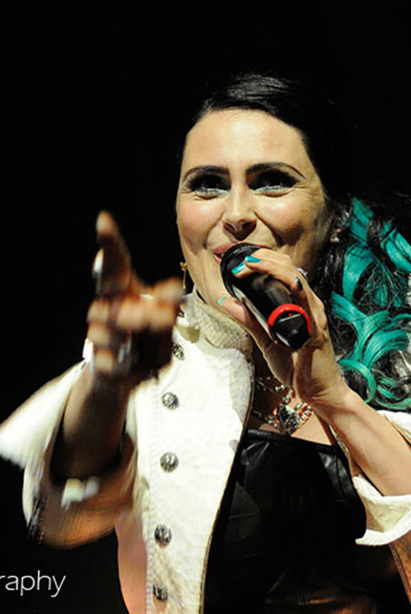 Sharon Den Adel Within Temptation Live 2014 Amsterdam