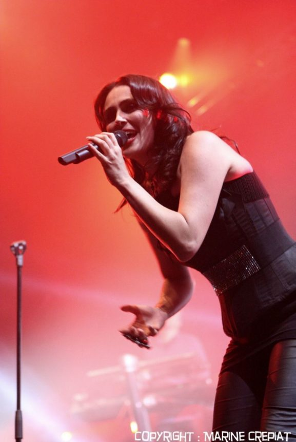Within Temptation Paris 2011