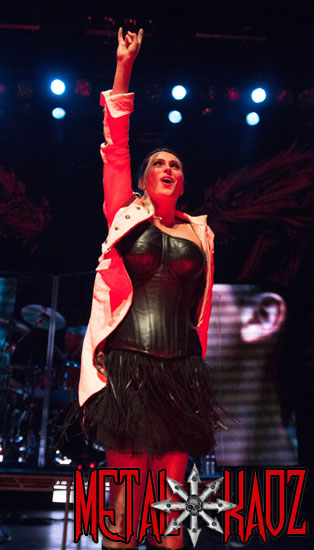Within Temptation Live 2014 Chicaco