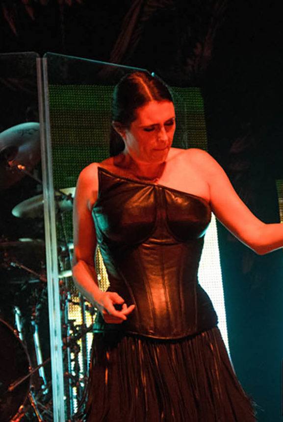 Sharon Den Adel Within Temptation Live 2014 Chicago