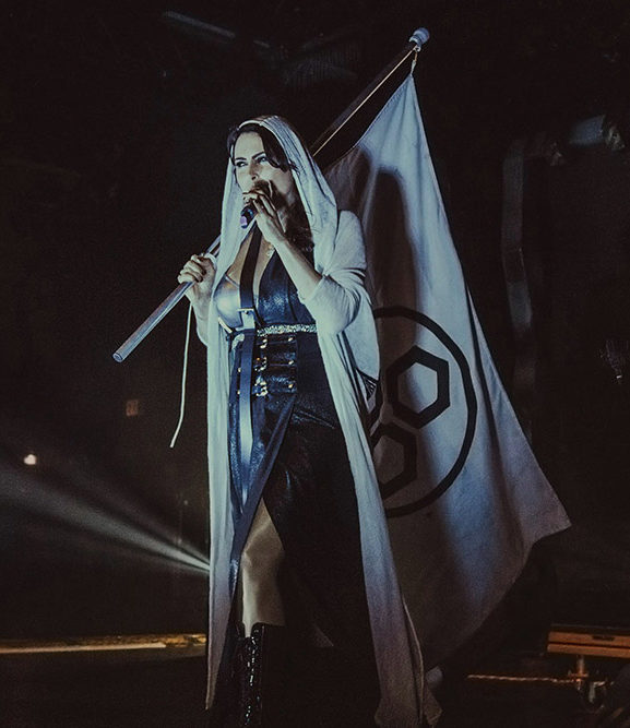 Holland Within Temptation Rock PlayStation New York USA Live