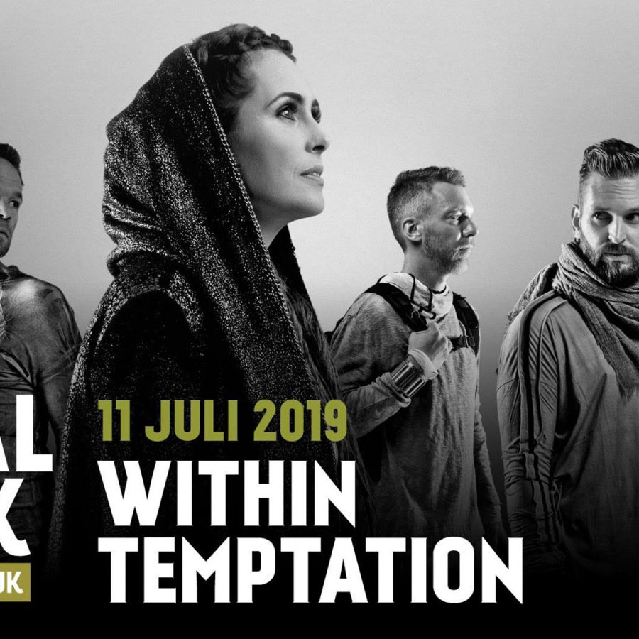 Royal Park Live 2019 Within Temptation