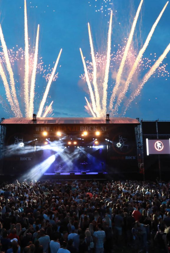Oranjerock 2019 Within Temptation Festival