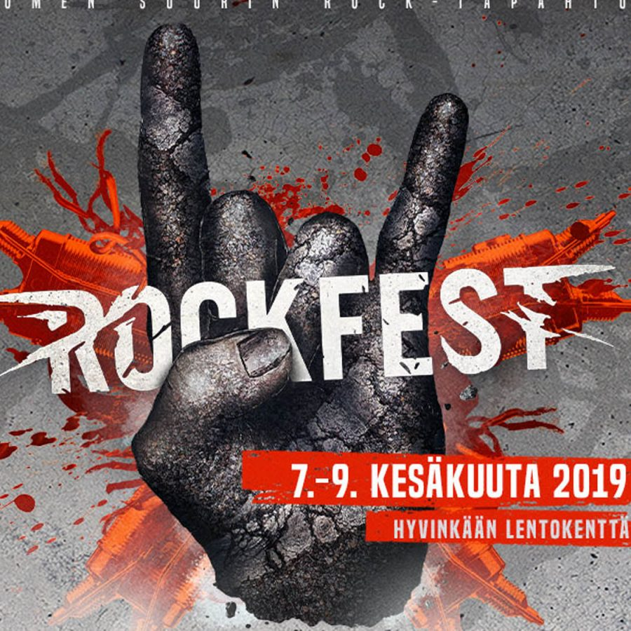 Within Temptation Summer Festival Finland 2019 Rockfest