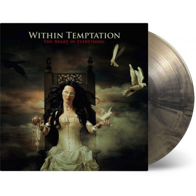 Within Temptation Heart Everything vinyl LP 2019