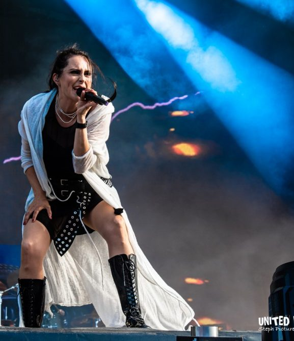 Within Temptation Live Hellfest