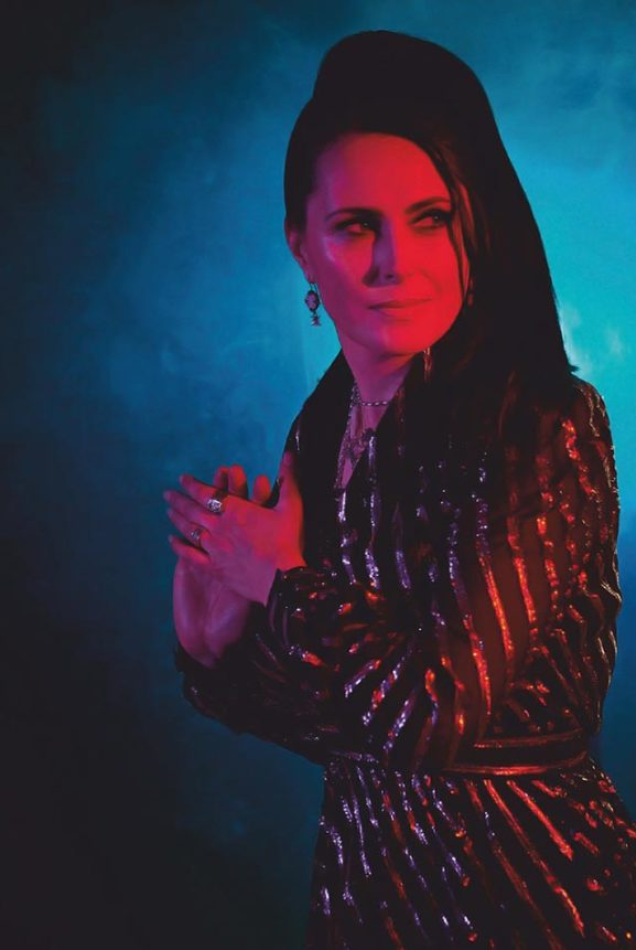 Sharon den Adel Within Temptation Linda Magazine Carli Hermes