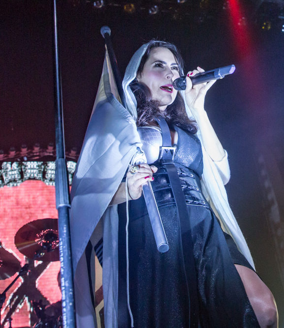Dutch Within Temptation Live USA Tour Resist
