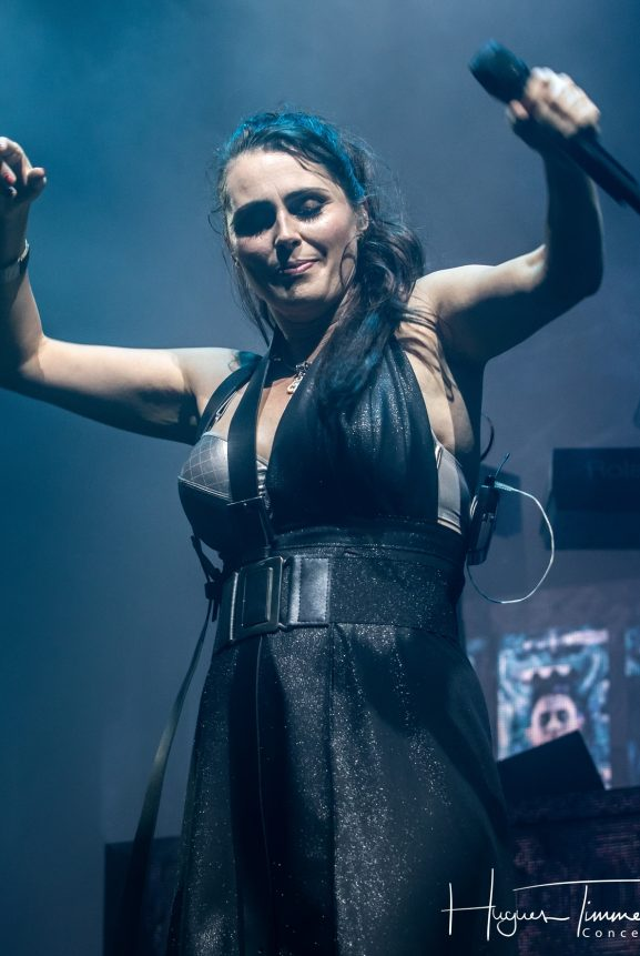 Within Temptation Lotto Arena Antwerp Belgium Live 2018