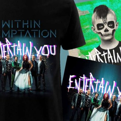 Within Temptation Merchandise Entertain You