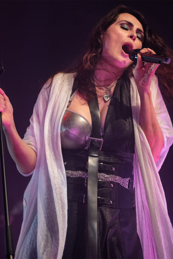 Within Temptation Sharon den Adel Worlds Collide Vancouver Live