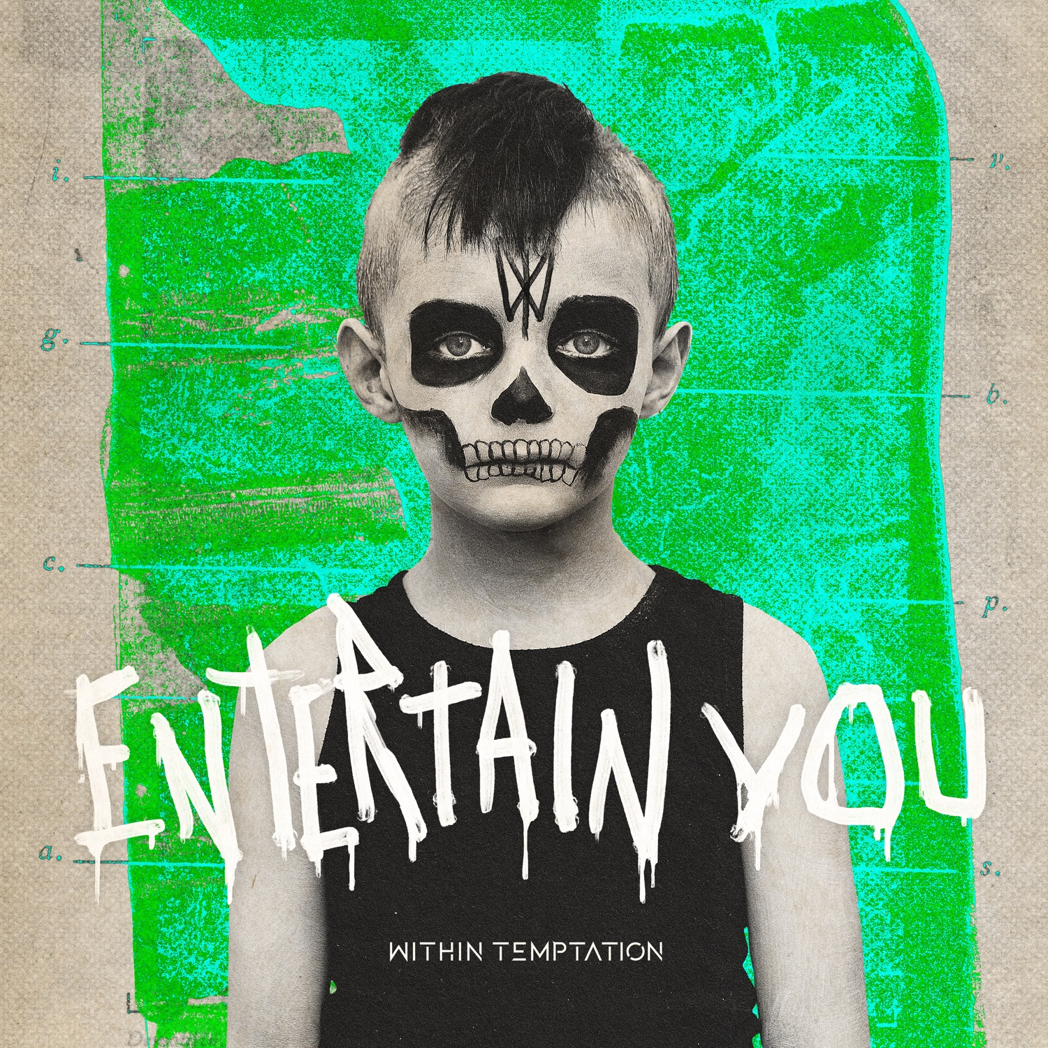 Within Temptation single 2020 Entertain You Album