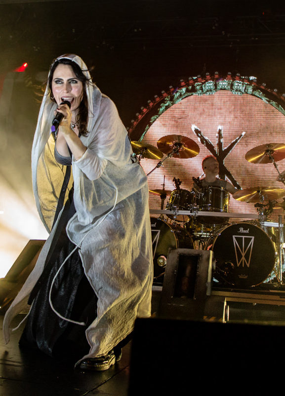 Within Temptation New York USA Tour Live 2019 Photo