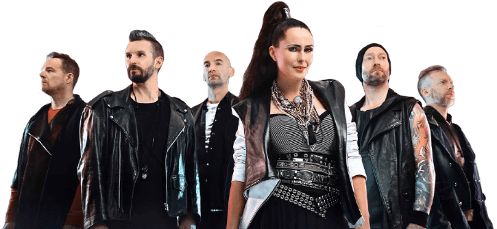 Within Temptation Sharon den Adel Fan Club 2020 Music Donttearmedown