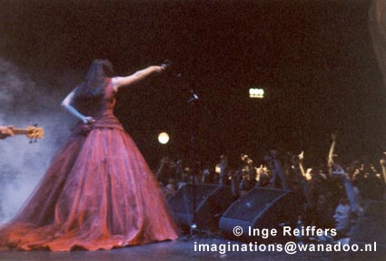 Dutch Within Temptation Live 2002 Club 013 Tilburg