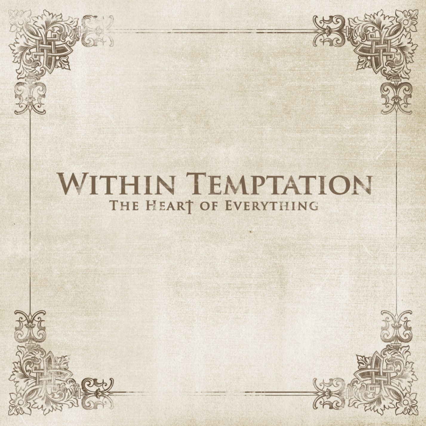 Heart of Everything Within Temptation album 2007