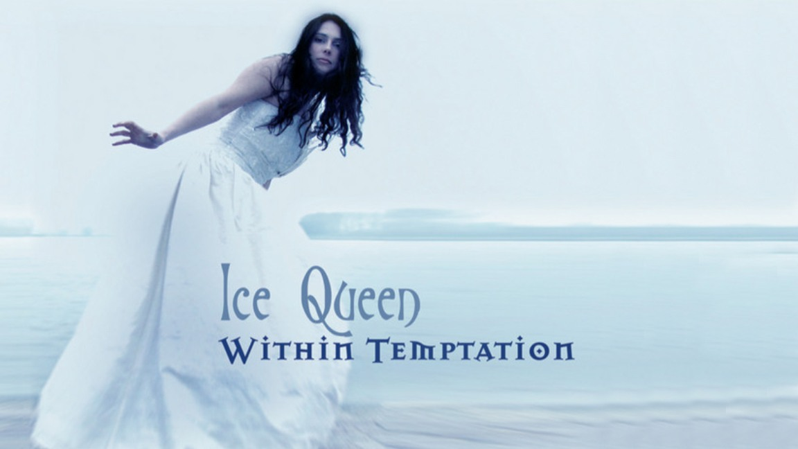 Sharon den Adel Within Temptation Ice Queen single